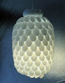 Tips How to Make Decorative Lamp from Plastic Bottle