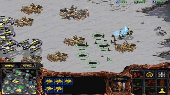 Download Starcraft Brood War game for pc highly compressed