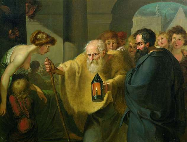 30 Precious Life Lessons By 10 Ancient Greek Philosophers - Diogenes of Sinope