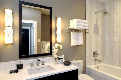 Bathroom Towel Racks Bedroom And Bathroom Ideas