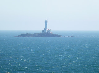 Tuskar Rock lighthouse