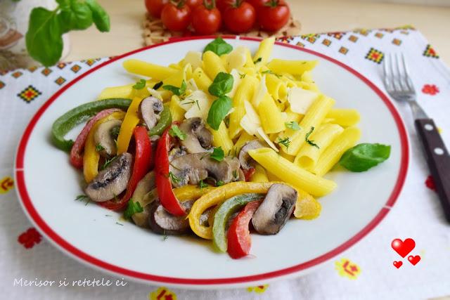 paste-fara-gluten-ciuperci-ardei-tricolor-9