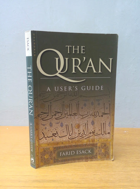 THE QUR'AN: A USER'S GUIDE, Farid Esack