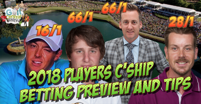 2018 Players Championship Betting Preview Fantasy Picks