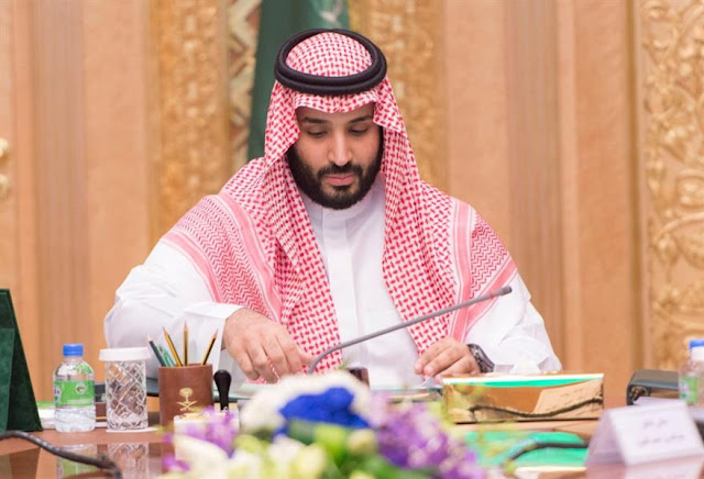 الامير محمد بن سلمان يكشف خطط فادمة لليمن