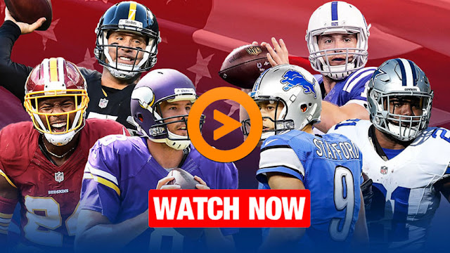 Dallas Cowboys vs Carolina Panthers Live Stream NFL - SPORTZ KICK OFF