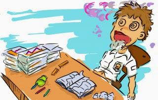Cara Mengurangi Stress Siswa dalam Menghadapi Ujian Nasional (UN)