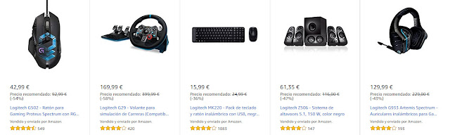 chollos-grandes-descuentos-logitech-black-friday-amazon