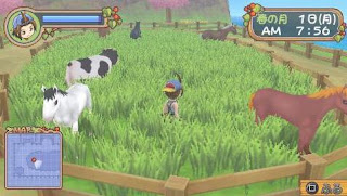 Harvest Moon for ppsspp