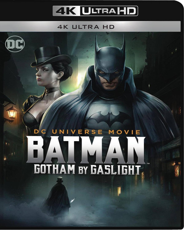 Batman: Gotham by Gaslight [2018] [UHD] [2160p] [Latino – Castellano]