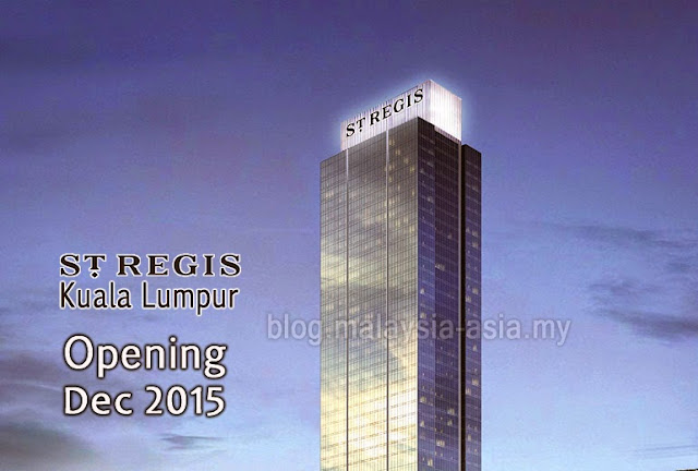 Malaysia St Regis Hotel