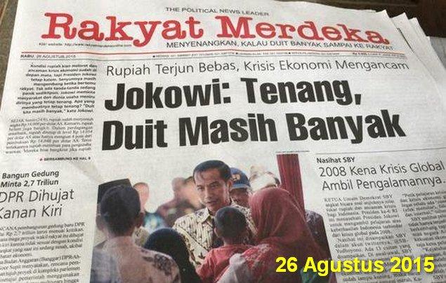 Rupiah Melemah, Dana Asing yang Keluar Indonesia Meningkat