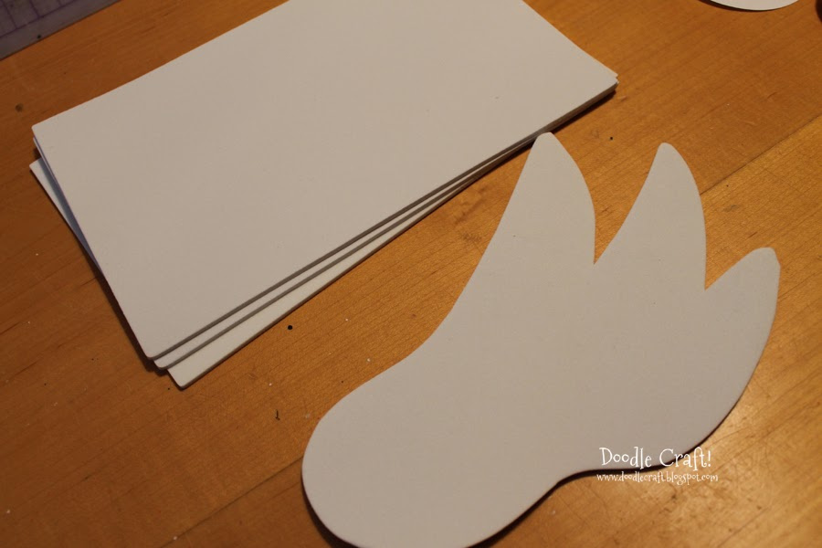 Hermes Wings Print Out Then cut 2 out of foam.