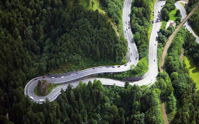 Ιδανικές διαδρομές στην Ευρώπη: Δείτε τη λίστα με τους πρώτους έξι δρόμους