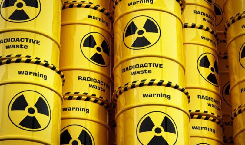 syarat wadah limbah radioaktif