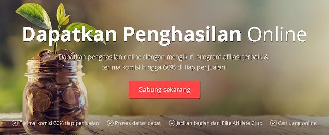 Menghasilkan Uang Online Hostinger