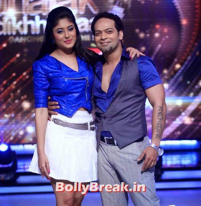 Kritika Kamra, Jhalak Dikhhla Jaa Season 7 Grand Launch Pics