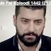 Seriali Me Fal Episodi 1442 (21.01.2019)