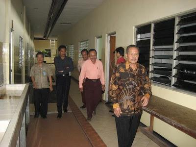 PT. Prima Duta Sejati Mendapat Kunjungan dari PPNI Asosiasi Perawat