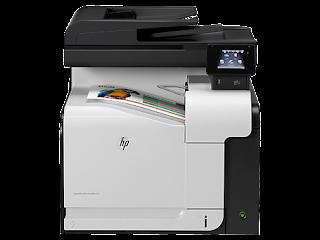 Download HP LaserJet Pro 500 color MFP M570dw drivers