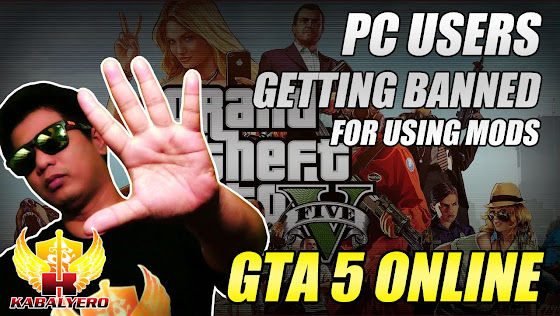 GTA 5 Online - PC Users Getting Banned For Using Mods