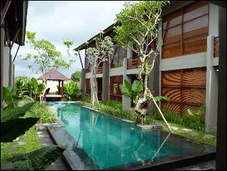 Casabidadari Hotel di Seminyak Bali