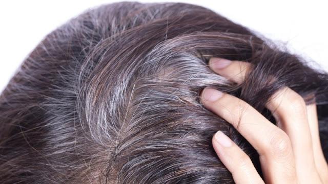 Cara Menghilangkan Rambut Uban Tradisional