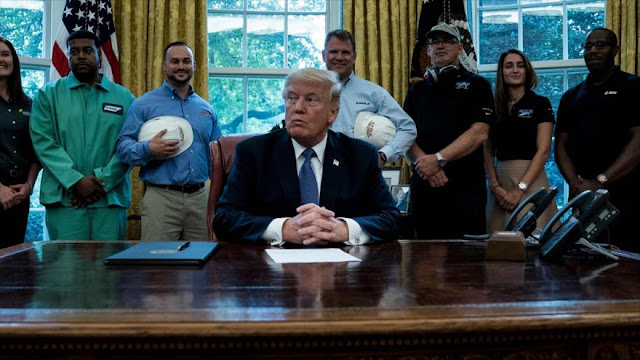 EEUU no firmará el tratado de prohibición de armas nucleares