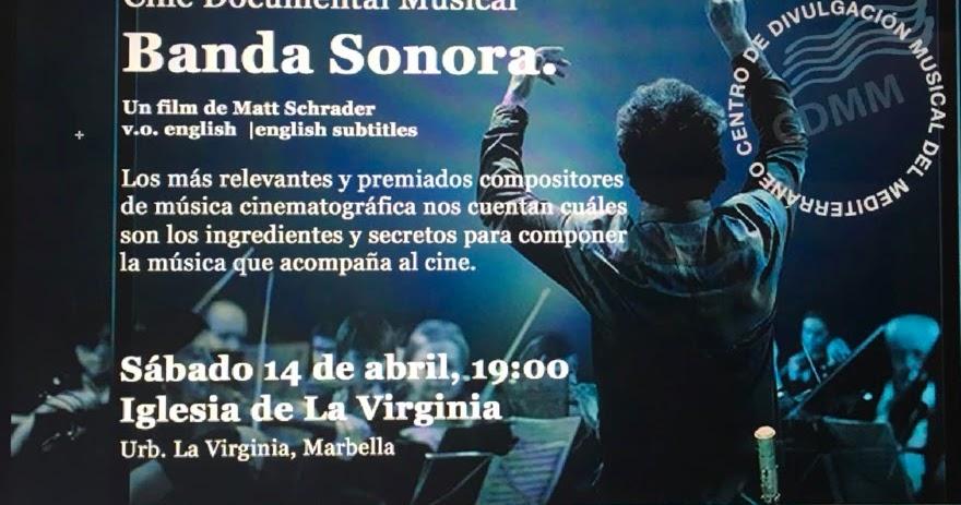 Resultado de imagen de CINE DOCUMENTAL MUSICAL BANDA SONORA | SCORE