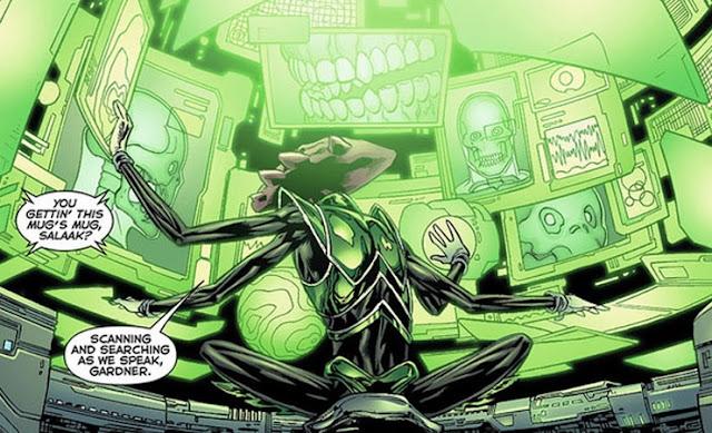 daftar anggota green lantern alien