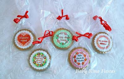 galletas decoradas dia de la madre