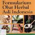 E-Book Formularium Obat Herbal Asli Indonesia