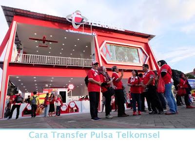 Cara Transfer Pulsa Telkomsel (Termudah.com)