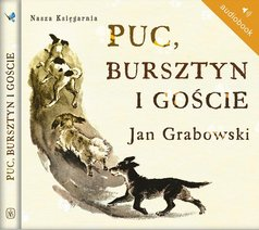 Audiobook Puc Bursztyn i Goście MP3