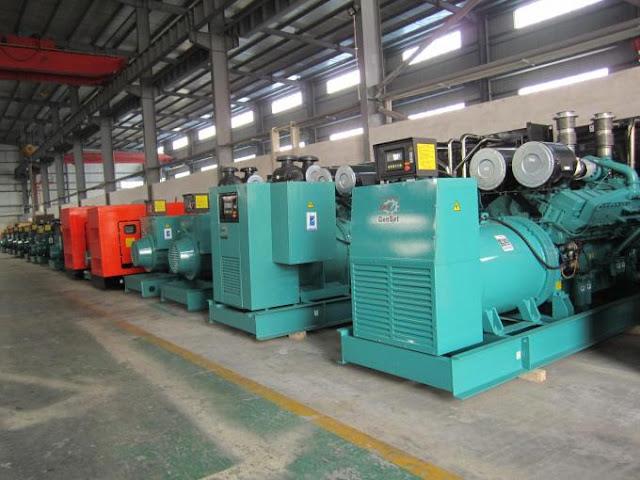 Tips Menyewa Generator untuk Pabrik