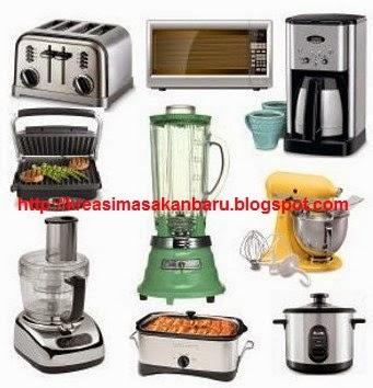 Peralatan Dapur Dan Alat Masak