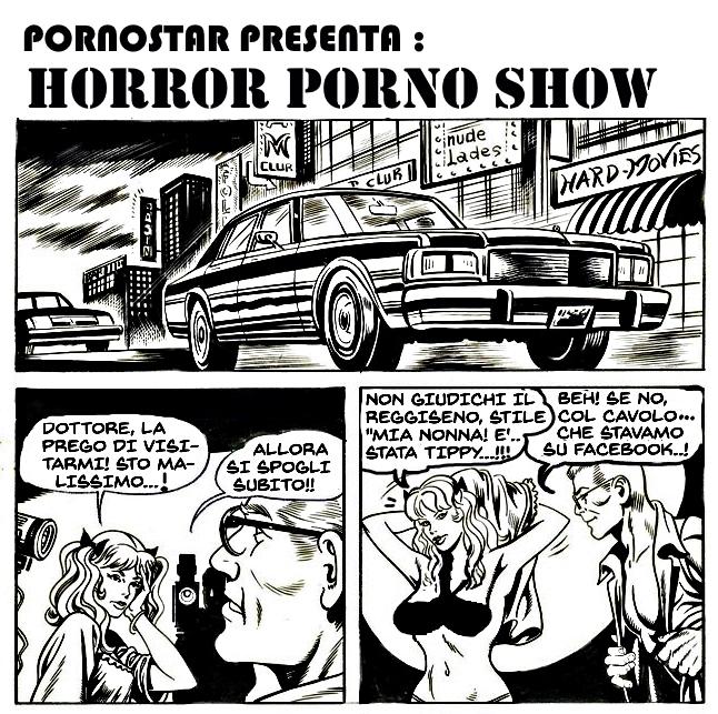 Fumetto porno Flash