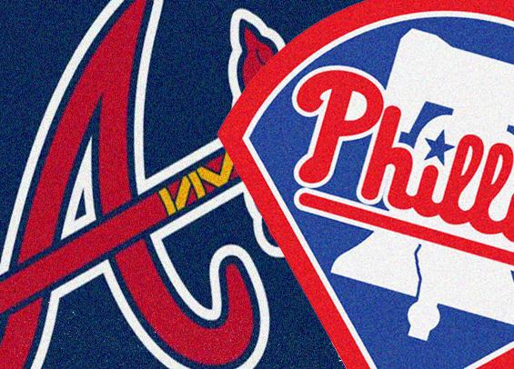 Philadelphia Phillies open the season against the Atlanta Braves