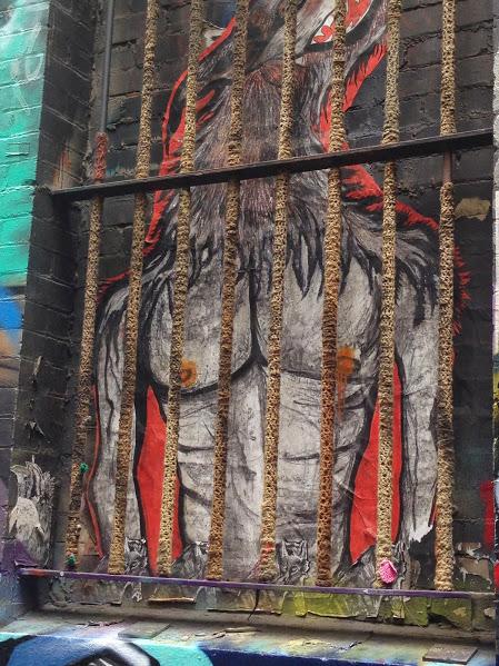 fabric street art melbourne