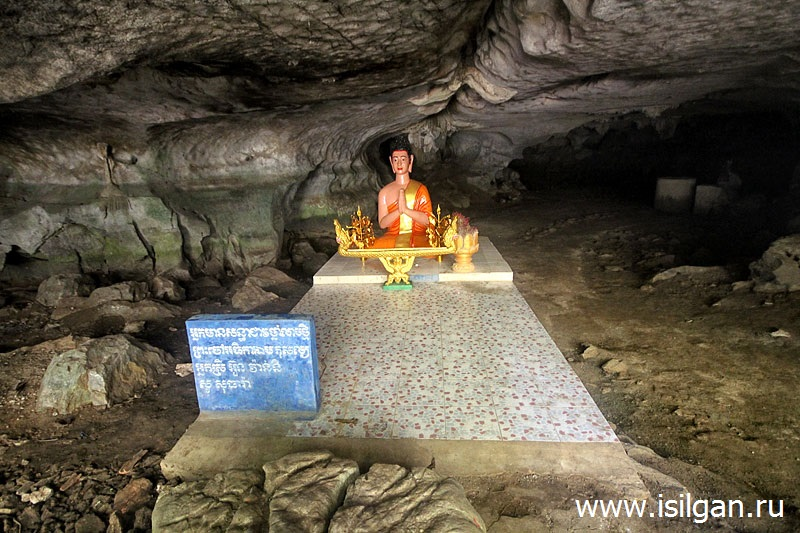 Пещеры Кампонг Трач. Камбоджа