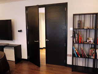 Grosvenor Square Property doors