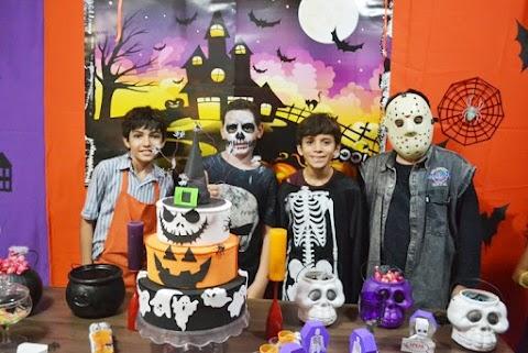 Halloween da SPEAK foi um sucesso total. Confira os clicks!