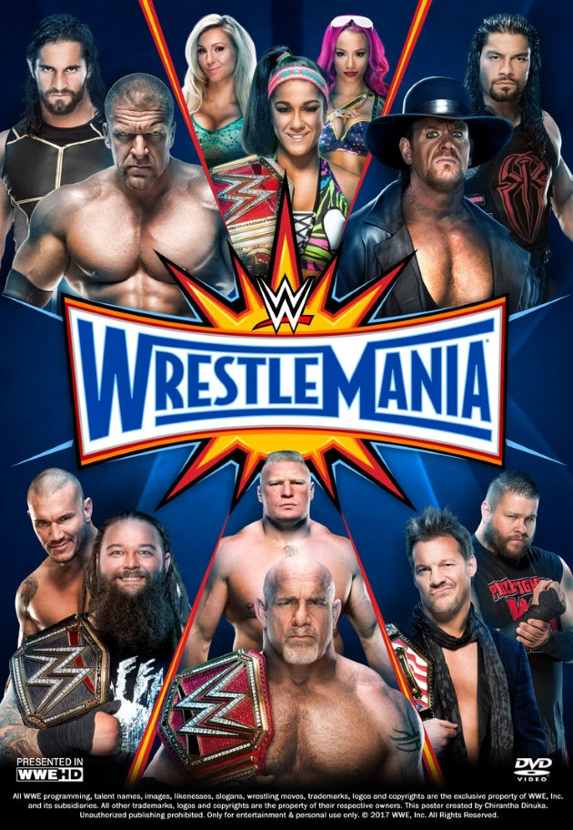Undertaker, Triple H, John Cena, Randy Orton sont tous à Wrestlemania