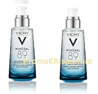 Logo Opinion Model : diventa tester booster Mineral 89 di Vichy