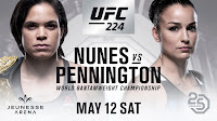 free ufc 224 fight nunes pennington prediction