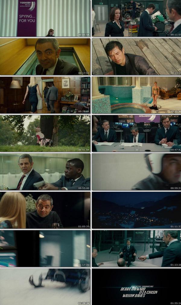 Download Johnny English Reborn 2011 Dual Audio ORG Hindi 720p BluRay 800MB movie
