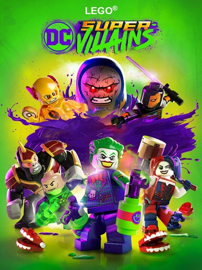 โหลดเกมส์ LEGO DC Super-Villains
