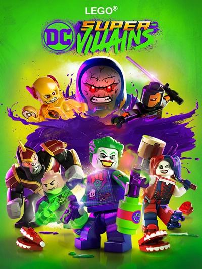 โหลดเกมส์ LEGO DC Super-Villains