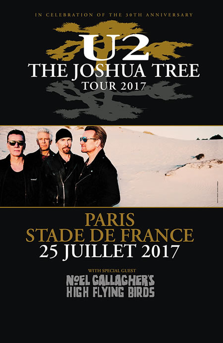 HEAVY ROCK BOOTLEGS U22017 07 25 Stade De France Saint