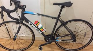 Stolen Bicycle - Trek Domane AL3 WSD
